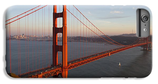 Golden Gate Bridge IPhone 7 Plus Case by Nathan Rupert