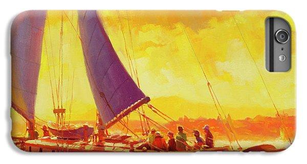 Seattle iPhone 7 Plus Case - Golden Opportunity by Steve Henderson