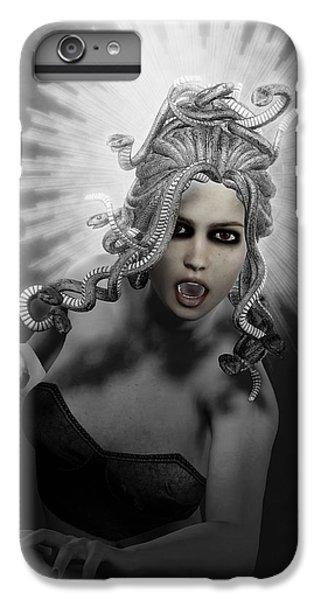 Gorgon IPhone 7 Plus Case by Joaquin Abella
