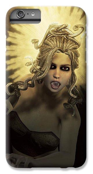 Gorgon Medusa IPhone 7 Plus Case by Joaquin Abella