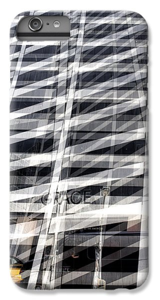 Grace Building Collage 2 IPhone 7 Plus Case