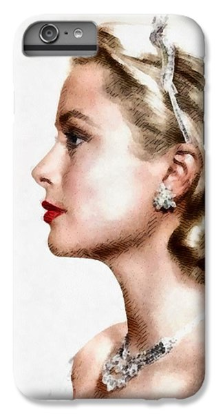 Grace Kelly iPhone 7 Plus Case - Grace Kelly, Actress And Princess by John Springfield