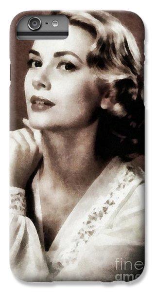 Grace Kelly iPhone 7 Plus Case - Grace Kelly, Actress, By Js by John Springfield