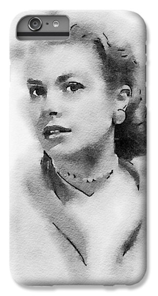 Grace Kelly By John Springfield IPhone 7 Plus Case by John Springfield