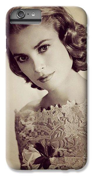 Grace Kelly iPhone 7 Plus Case - Grace Kelly, Movie Star by Esoterica Art Agency
