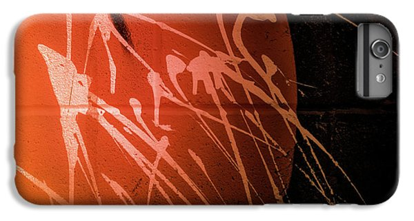 Aerosol iPhone 7 Plus Case - Graffiti 1 by Terry Davis