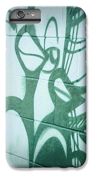 Aerosol iPhone 7 Plus Case - Graffiti 5 by Terry Davis