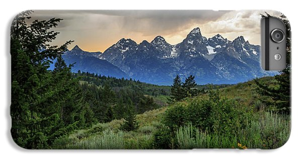 Grand Stormy Sunset IPhone 7 Plus Case by David Chandler