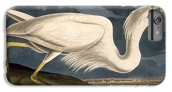 Heron iPhone 7 Plus Case - Great White Heron by John James Audubon