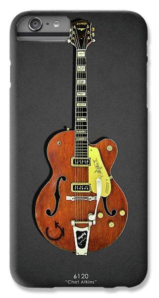 Guitar iPhone 7 Plus Case - Gretsch 6120 1956 by Mark Rogan