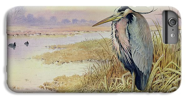 Grey Heron IPhone 7 Plus Case by John James Audubon