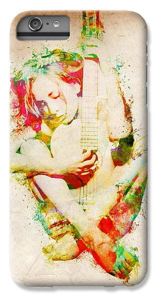 Guitar Lovers Embrace IPhone 7 Plus Case