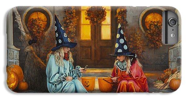Halloween Sweetness IPhone 7 Plus Case by Greg Olsen