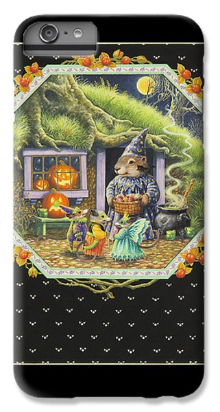 Halloween Treats IPhone 7 Plus Case by Lynn Bywaters