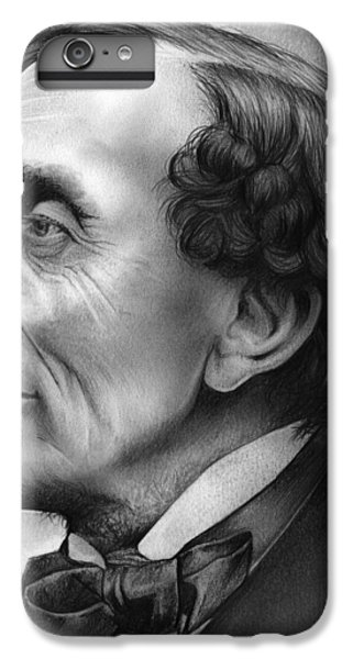 Fairy iPhone 7 Plus Case - Hans Christian Andersen by Greg Joens