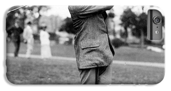 Harry Vardon - Golfer IPhone 7 Plus Case by International  Images