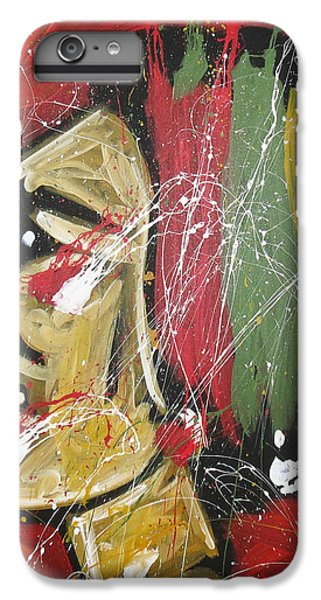 Hawks IPhone 7 Plus Case by Elliott From