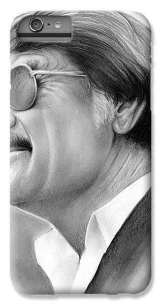 Hayden Fry IPhone 7 Plus Case by Greg Joens