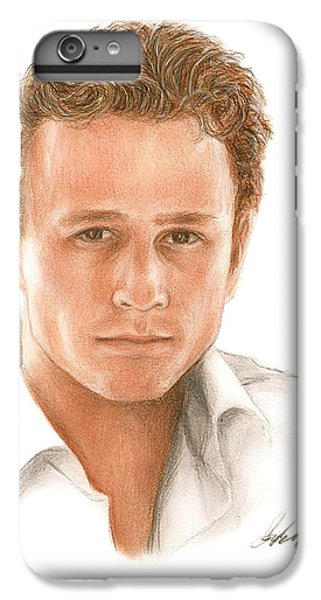 Heath Ledger iPhone 7 Plus Case - Heath by Bruce Lennon