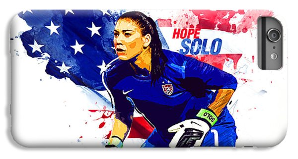 Hope Solo IPhone 7 Plus Case