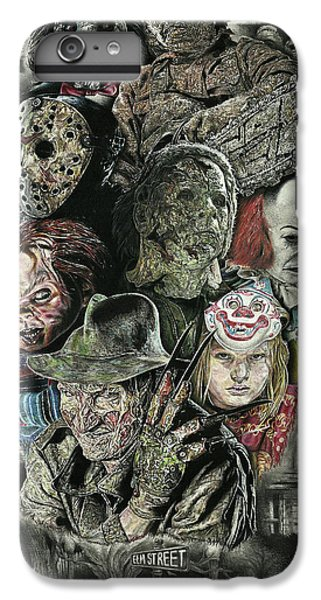 Horror Movie Murderers IPhone 7 Plus Case