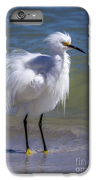 Egret iPhone 7 Plus Case - How Do I Look by Marvin Spates
