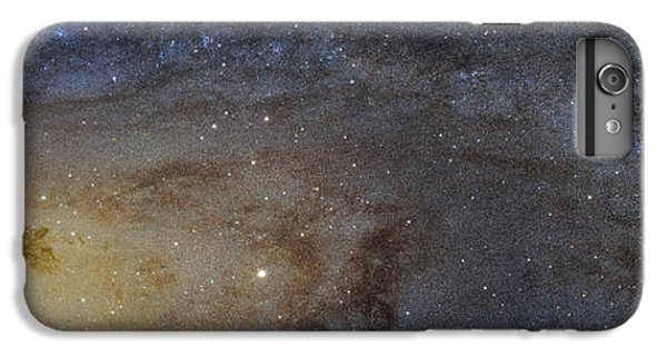 IPhone 7 Plus Case featuring the photograph Hubble's High-definition Panoramic View Of The Andromeda Galaxy by Adam Romanowicz