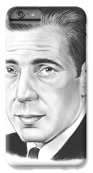 Falcon iPhone 7 Plus Case - Humphrey Bogart by Greg Joens