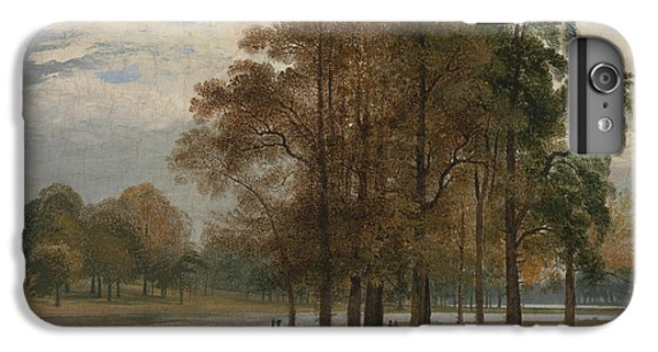 Hyde Park IPhone 7 Plus Case by John Martin