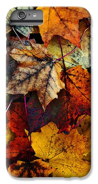 I Love Fall 2 IPhone 7 Plus Case by Joanne Coyle