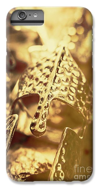 Knight iPhone 7 Plus Case - Illuminating The Dark Ages by Jorgo Photography - Wall Art Gallery