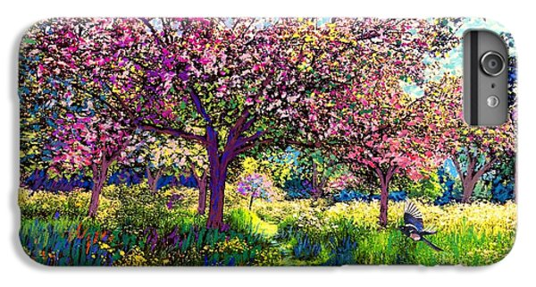 In Love With Spring, Blossom Trees IPhone 7 Plus Case