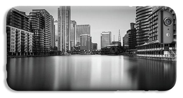 Inside Canary Wharf IPhone 7 Plus Case by Ivo Kerssemakers