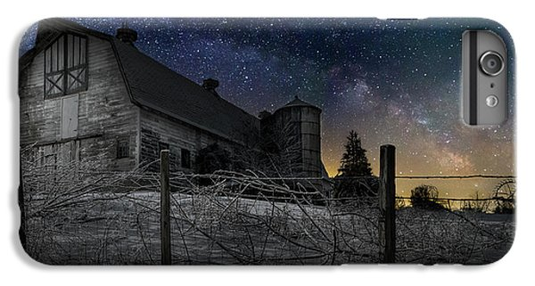 IPhone 7 Plus Case featuring the photograph Interstellar Farm by Bill Wakeley