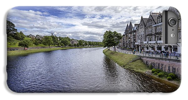 IPhone 7 Plus Case featuring the photograph Inverness by Jeremy Lavender Photography