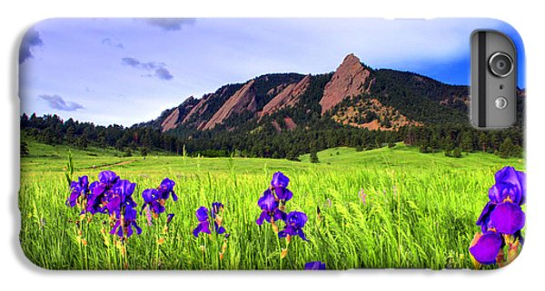 Iris And Flatirons IPhone 7 Plus Case