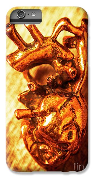 Donation iPhone 7 Plus Case - Iron Arteries  by Jorgo Photography - Wall Art Gallery