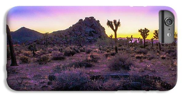 Jashua Tree Sunset California IPhone 7 Plus Case