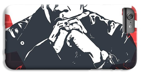 Jay Z Graffiti Tribute IPhone 7 Plus Case by Dan Sproul