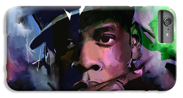 Jay Z IPhone 7 Plus Case by Richard Day