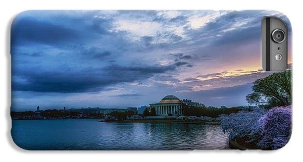 Jefferson Memorial iPhone 7 Plus Case - Jefferson Memorial Dawn by Thomas R Fletcher