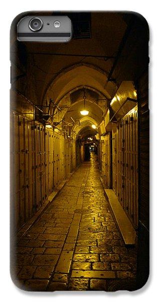 IPhone 7 Plus Case featuring the photograph Jerusalem Of Copper 1 by Dubi Roman