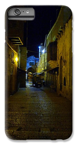 IPhone 7 Plus Case featuring the photograph Jerusalem Of Copper 3 by Dubi Roman