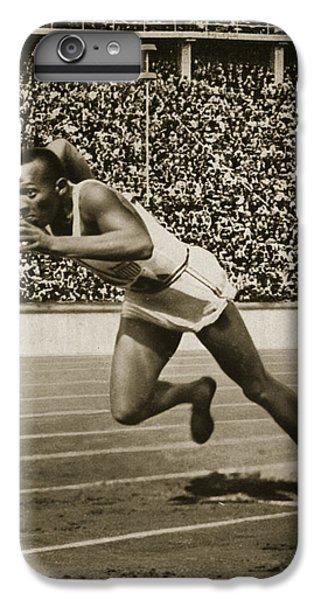 Jesse Owens IPhone 7 Plus Case