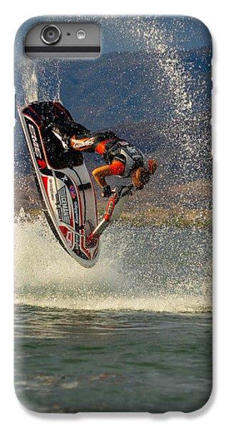 Jet Ski iPhone 7 Plus Case - Jetski Flip by Joy McAdams