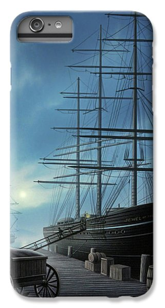 The Moon iPhone 7 Plus Case - Jewel Of The North by Jerry LoFaro