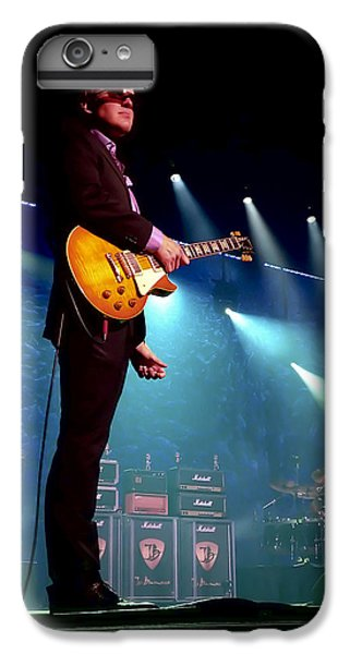 Drum iPhone 7 Plus Case - Joe Bonamassa 2 by Peter Chilelli