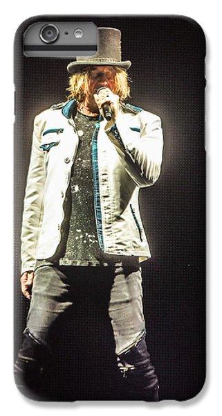 Def Leppard iPhone 7 Plus Case - Joe Elliott by Luisa Gatti