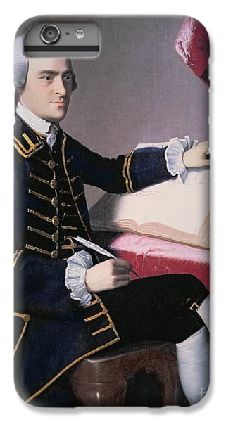 John Hancock IPhone 7 Plus Case by John Singleton Copley