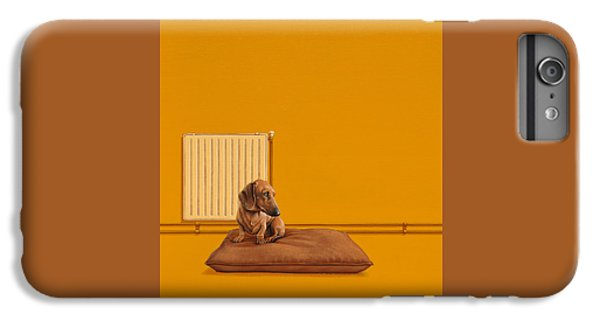 Dog iPhone 7 Plus Case - Jonas by Jasper Oostland